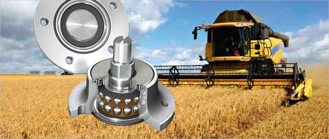 NSK Navlagerenhet för jordbruk