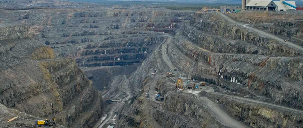Gruvdrift och Mineraler