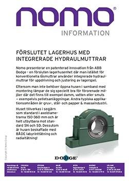 Dodge ISNX Information