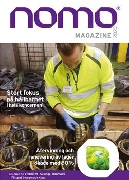 Nomo Magazine SE
