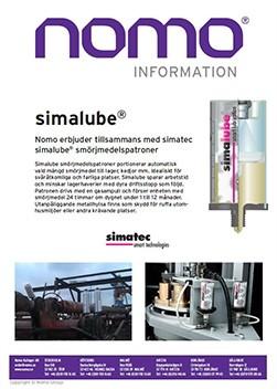 Simalube information