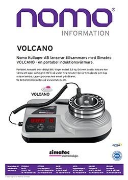 Simatec Volcano