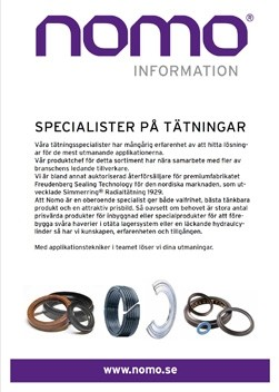 Nomo Seals Swedish