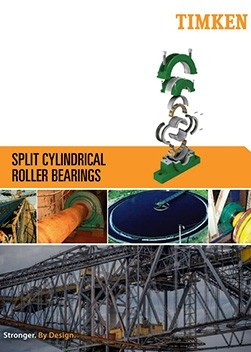 Split Cylindrical Roller Bearings