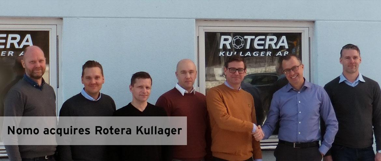 Nomo with Rotera staff