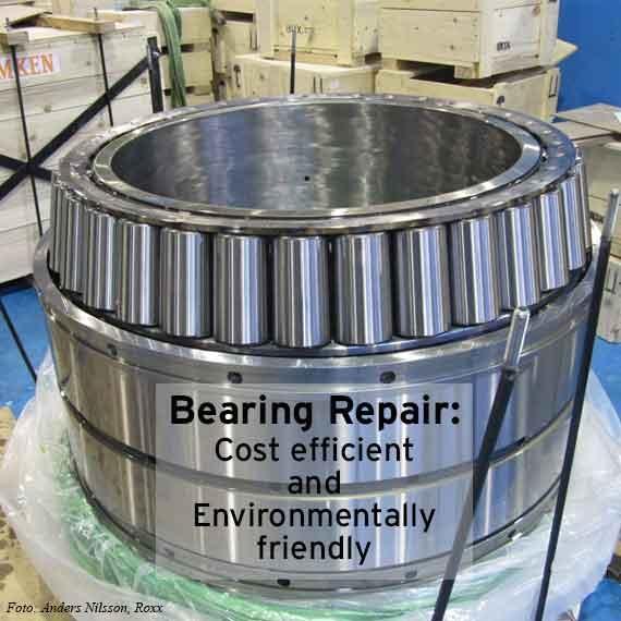 roller bearing repair
