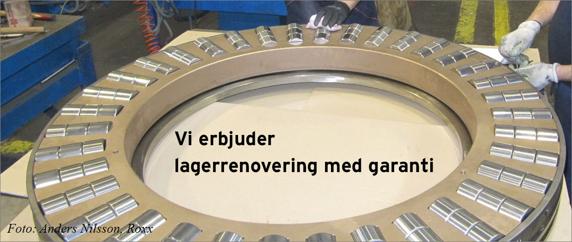 Lagerrenovering