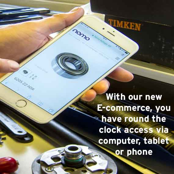 Nomo E-commerce