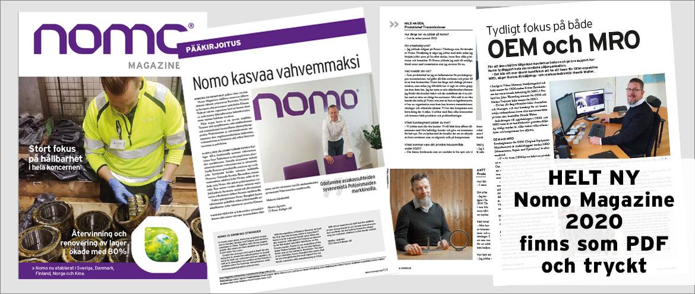 Nomo Magazine 2020